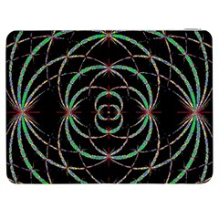 Abstract Spider Web Samsung Galaxy Tab 7  P1000 Flip Case by BangZart