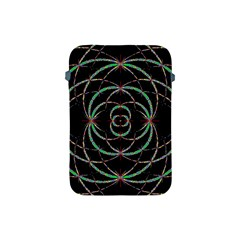 Abstract Spider Web Apple Ipad Mini Protective Soft Cases by BangZart