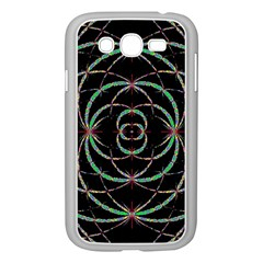 Abstract Spider Web Samsung Galaxy Grand Duos I9082 Case (white) by BangZart