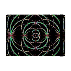 Abstract Spider Web Ipad Mini 2 Flip Cases by BangZart