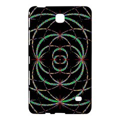 Abstract Spider Web Samsung Galaxy Tab 4 (7 ) Hardshell Case