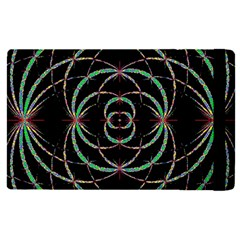 Abstract Spider Web Apple Ipad Pro 9 7   Flip Case by BangZart