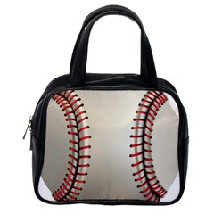 Baseball Classic Handbags (one Side)