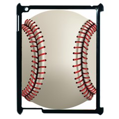 Baseball Apple Ipad 2 Case (black)