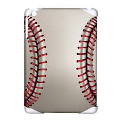 Baseball Apple Ipad Mini Hardshell Case (compatible With Smart Cover) by BangZart