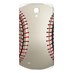 Baseball Samsung Galaxy Mega I9200 Hardshell Back Case by BangZart