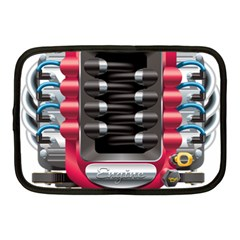 Car Engine Netbook Case (medium)  by BangZart