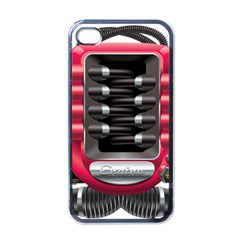 Car Engine Apple Iphone 4 Case (black) by BangZart