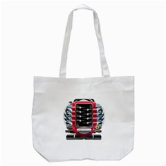 Car Engine Tote Bag (white) by BangZart
