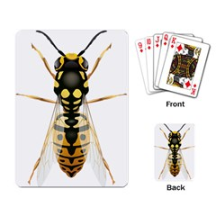 Wasp Playing Card by BangZart