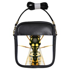 Wasp Girls Sling Bags by BangZart