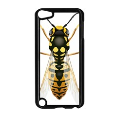 Wasp Apple Ipod Touch 5 Case (black) by BangZart