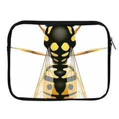 Wasp Apple Ipad 2/3/4 Zipper Cases by BangZart