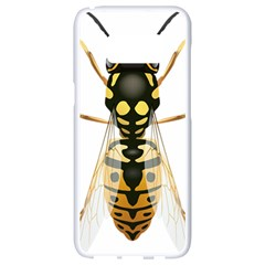 Wasp Samsung Galaxy S8 White Seamless Case by BangZart