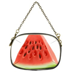 Piece Of Watermelon Chain Purses (one Side)  by BangZart