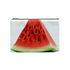 Piece Of Watermelon Cosmetic Bag (medium)  by BangZart