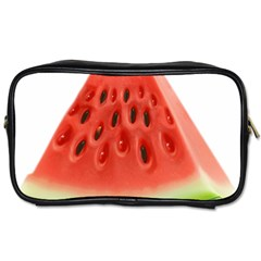 Piece Of Watermelon Toiletries Bags