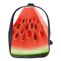 Piece Of Watermelon School Bags (xl)  by BangZart