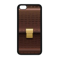 Brown Bag Apple Iphone 5c Seamless Case (black) by BangZart