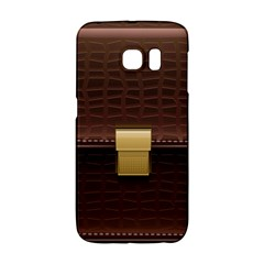 Brown Bag Galaxy S6 Edge by BangZart