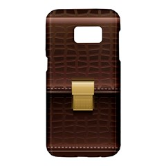 Brown Bag Samsung Galaxy S7 Hardshell Case