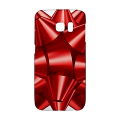 Red Bow Galaxy S6 Edge by BangZart