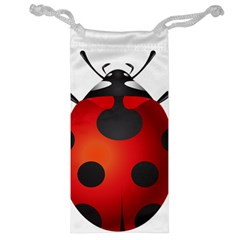 Ladybug Insects Jewelry Bag