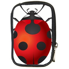 Ladybug Insects Compact Camera Cases