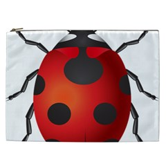 Ladybug Insects Cosmetic Bag (xxl)