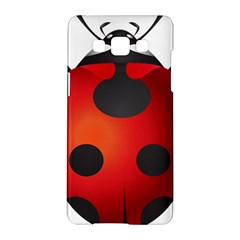 Ladybug Insects Samsung Galaxy A5 Hardshell Case  by BangZart