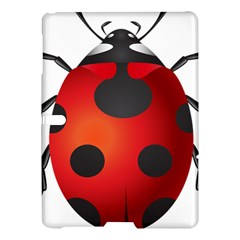 Ladybug Insects Samsung Galaxy Tab S (10 5 ) Hardshell Case  by BangZart
