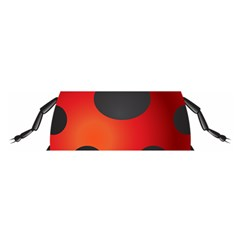 Ladybug Insects Satin Scarf (oblong) by BangZart
