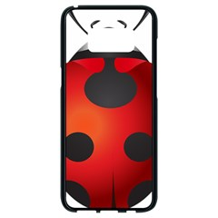 Ladybug Insects Samsung Galaxy S8 Black Seamless Case