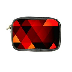 Abstract Triangle Wallpaper Coin Purse