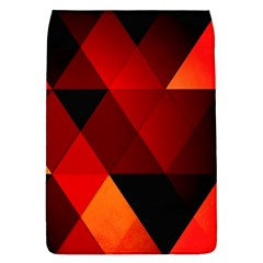Abstract Triangle Wallpaper Flap Covers (l)  by BangZart