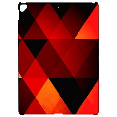 Abstract Triangle Wallpaper Apple Ipad Pro 12 9   Hardshell Case
