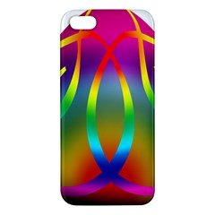 Colorful Easter Egg Apple Iphone 5 Premium Hardshell Case by BangZart