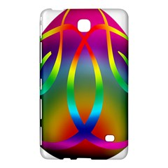 Colorful Easter Egg Samsung Galaxy Tab 4 (8 ) Hardshell Case  by BangZart