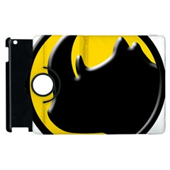 Black Rhino Logo Apple Ipad 2 Flip 360 Case by BangZart