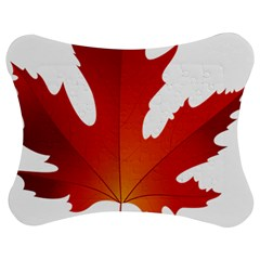 Autumn Maple Leaf Clip Art Jigsaw Puzzle Photo Stand (bow) by BangZart