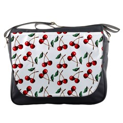 Cherry Red Messenger Bags