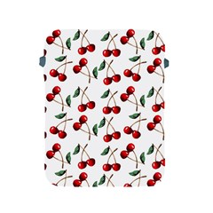 Cherry Red Apple Ipad 2/3/4 Protective Soft Cases by Kathrinlegg