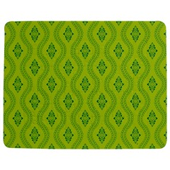 Decorative Green Pattern Background  Jigsaw Puzzle Photo Stand (rectangular) by TastefulDesigns