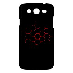 Abstract Pattern Honeycomb Samsung Galaxy Mega 5 8 I9152 Hardshell Case  by BangZart
