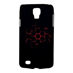 Abstract Pattern Honeycomb Galaxy S4 Active by BangZart