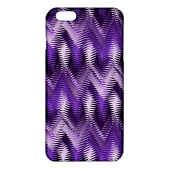 Purple Wavy Iphone 6 Plus/6s Plus Tpu Case by KirstenStar
