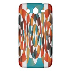 Colorful Geometric Abstract Samsung Galaxy Mega 5 8 I9152 Hardshell Case  by linceazul