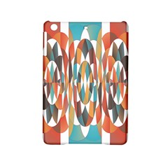 Colorful Geometric Abstract Ipad Mini 2 Hardshell Cases by linceazul