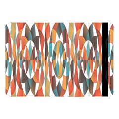 Colorful Geometric Abstract Apple Ipad Pro 10 5   Flip Case by linceazul