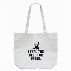 Need For Speed Tote Bag (white) by derpfudge